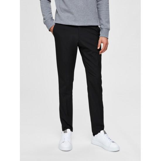 Selected - Pantalon costume noir