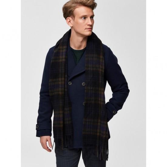 Selected - Echarpe en laine pour homme