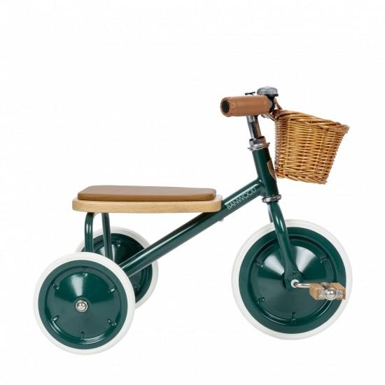 Banwood - Tricycle enfant couleur crème