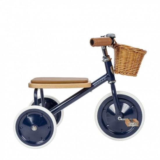 Banwood - Tricycle enfant couleur marine
