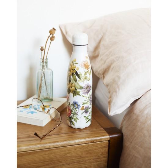 Chilly's Bottles - Bouteille réutilisable jardin botanique 500mL