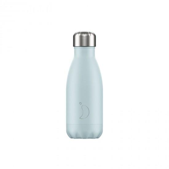 Chilly's Bottles - Bouteille réutilisable vert pastel 260mL
