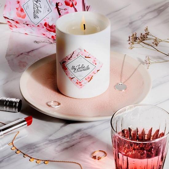 My Jolie candle - Bougie bijou fleur de cerisier