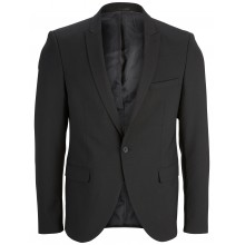 Selected - Veste homme blazer noire