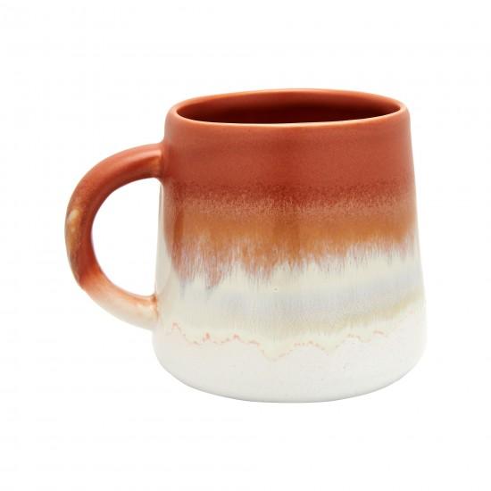 Sass & Belle - Mug Mojave terracotta