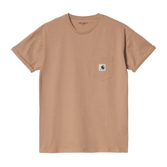 Carhartt WIP - Tshirt sable avec poche