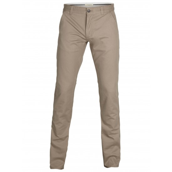 Selected homme - Pantalon chino beige sable regular