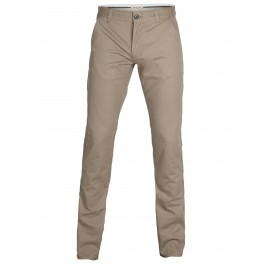 Selected homme   Pantalon chino beige sable coupe regular b245ce35ffbc