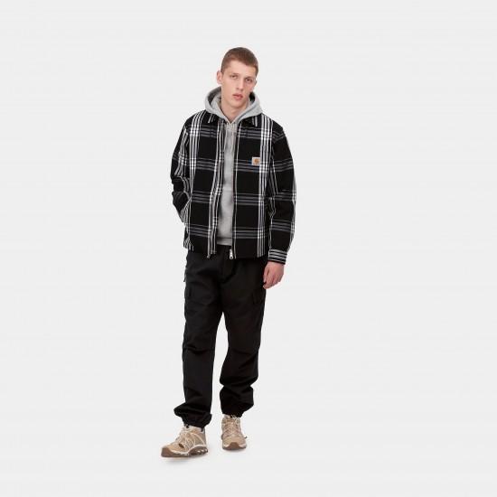 Carhartt WIP - Pantalon cargo jogger noir