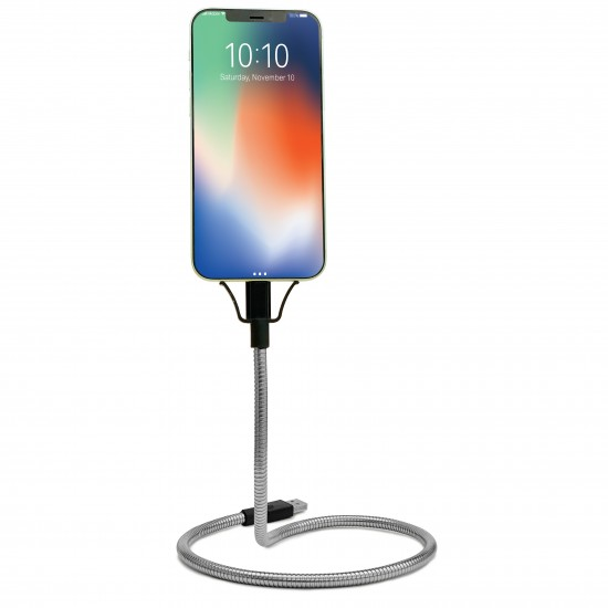 Kikkerland - Câble de recharge Iphone articulé