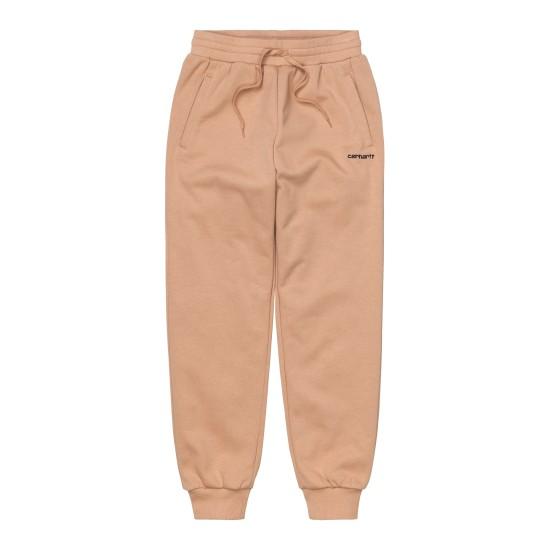 Carhartt WIP - Pantalon de jogging couleur sable pour femme