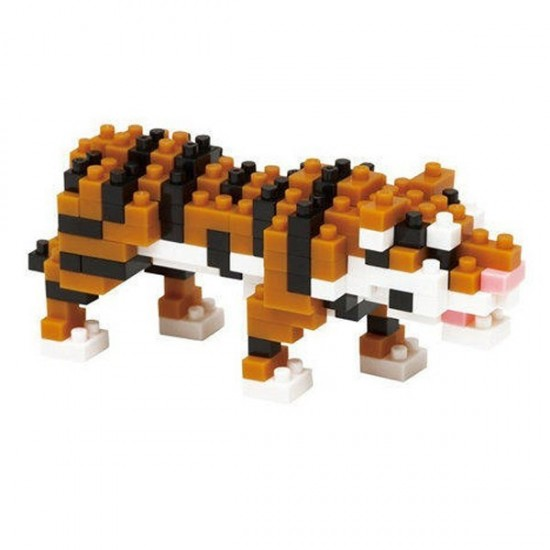 Nanoblock - Tigre du Bengale
