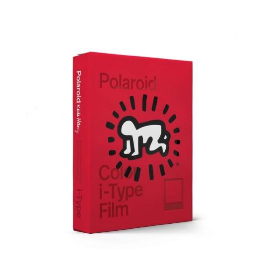 Polaroid Originals - Pack film couleur Keith Haring pour appareils photo instantanés