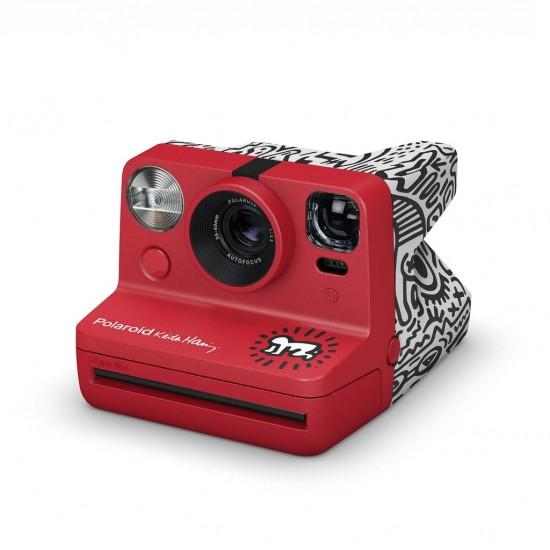 Polaroid Now - Appareil photo instantané i-Type Keith Haring edition