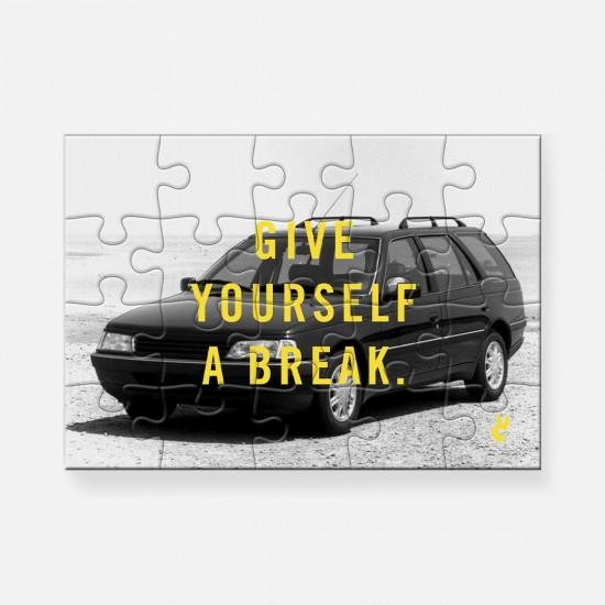 Piece & Love - Puzzle Break 20 pièces