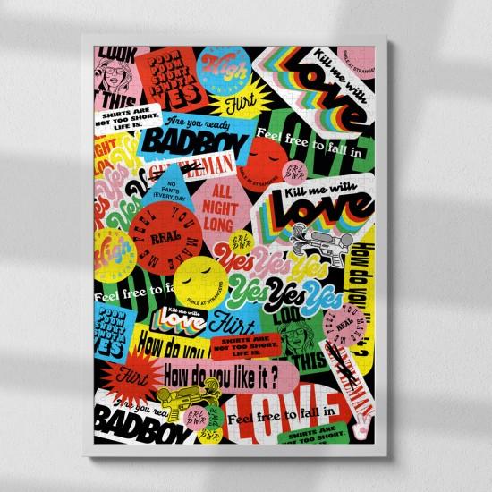 Piece & Love - Puzzle Popup 1000 pièces