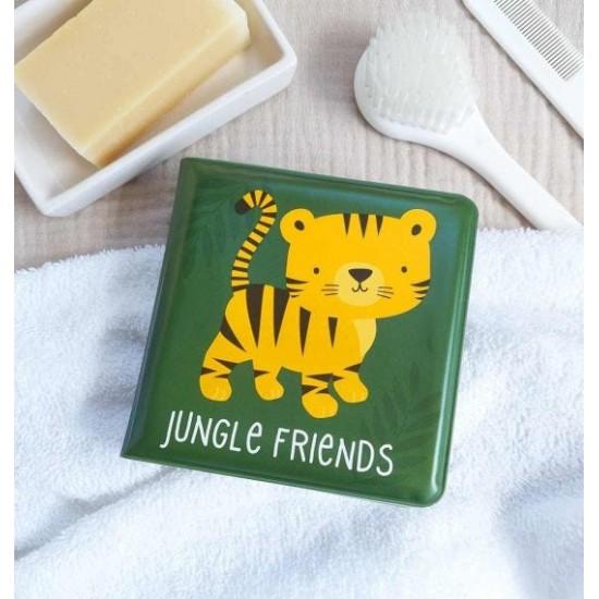 A Little Lovely - Livre de bain Jungle