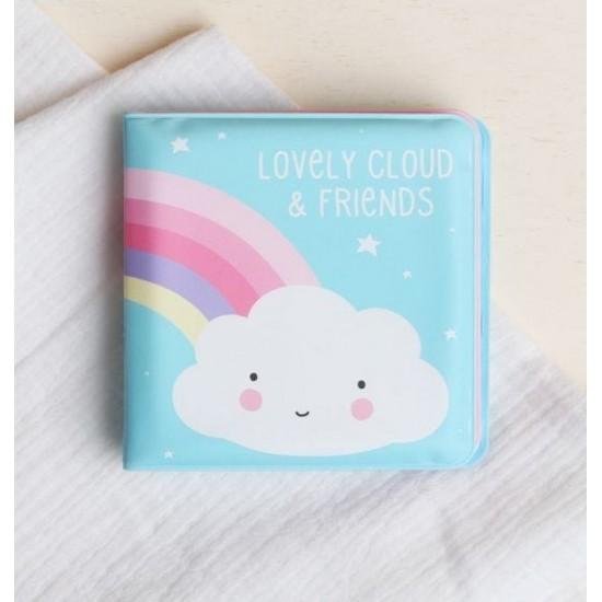 A Little Lovely - Livre de bain Nuage