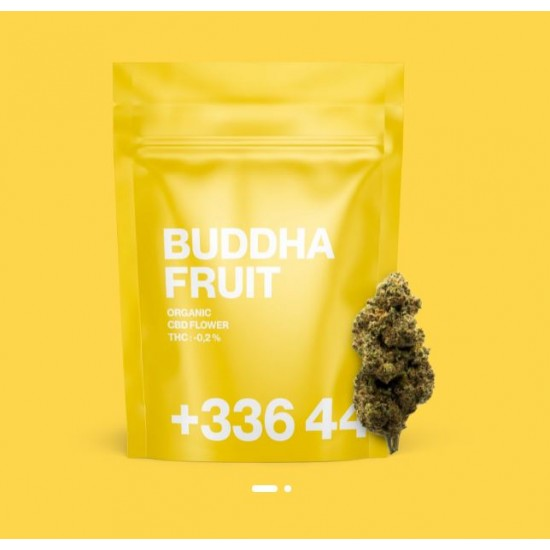 TealerLab - Buddha Fruit CBD