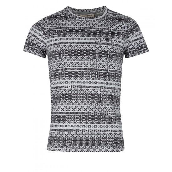 Anerkjendt - T-shirt à poche imprimé