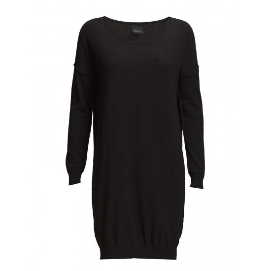 Ichi - Robe noire pour femme