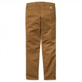 Camel Pantalon Hamilton Chino Sid Homme Pant Brown Carhartt XZnHSa8qX