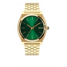 Nixon - Time Teller gold green sunray