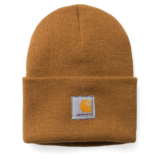 Carhartt - Bonnet camel watch hat