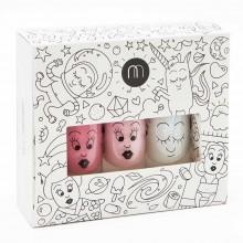 """Nailmatic - Coffret vernis à ongles pour enfants """"Party"""""""