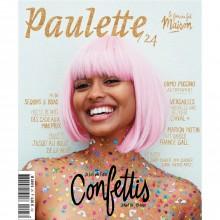 Paulette Magazine N°24 Novembre-Decembre 2015