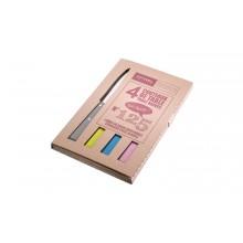 Opinel - Coffret 4 couteaux de table couleurs campagne
