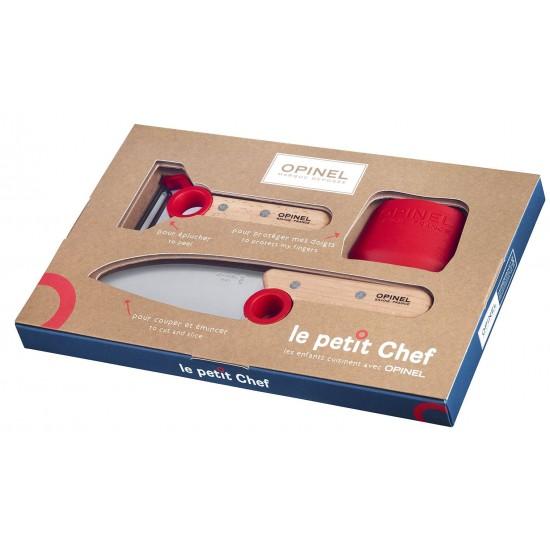 Opinel - Coffret Le petit Chef