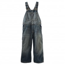 Salopette OshKosh enfant jean medium denim