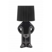 Propaganda - Lampe Mr. P One man shy noir / gris