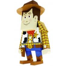 Momot - Woody - Jouet en papier à monter