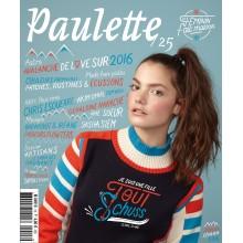 Paulette Magazine N°25 Janvier-Février 2016