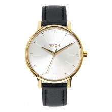 Nixon - Kensington Leather Gold white black