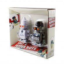 Suck UK - Robots sel et poivre
