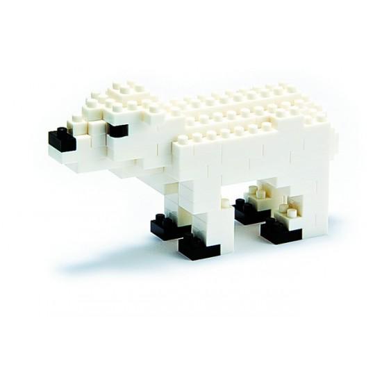 Nanoblock - Ours blanc