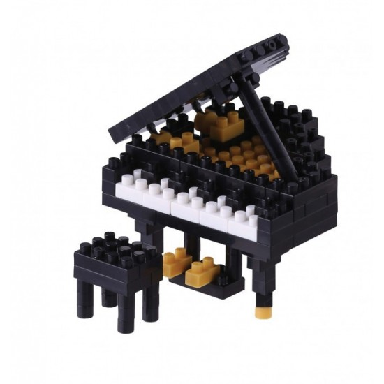Nanoblock - Grand piano