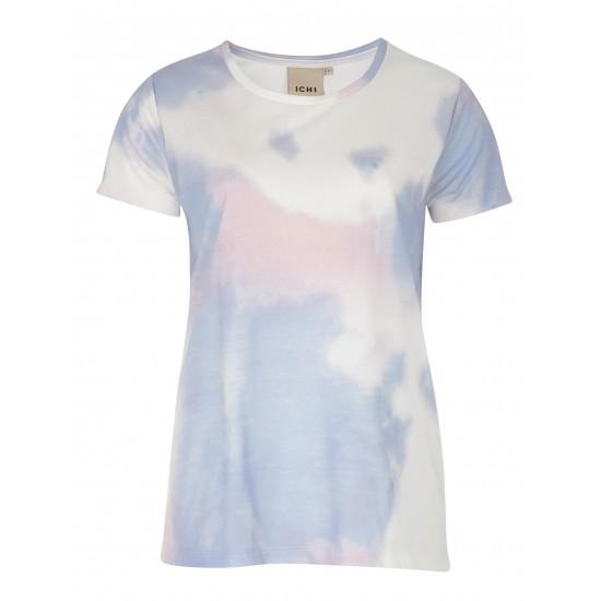 Ichi - T-shirt Tie Dye femme