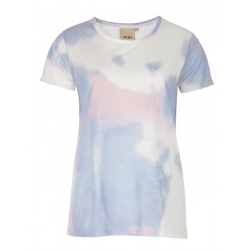 92e46ea0f6 Ichi - T-shirt Tie Dye femme. Loading zoom