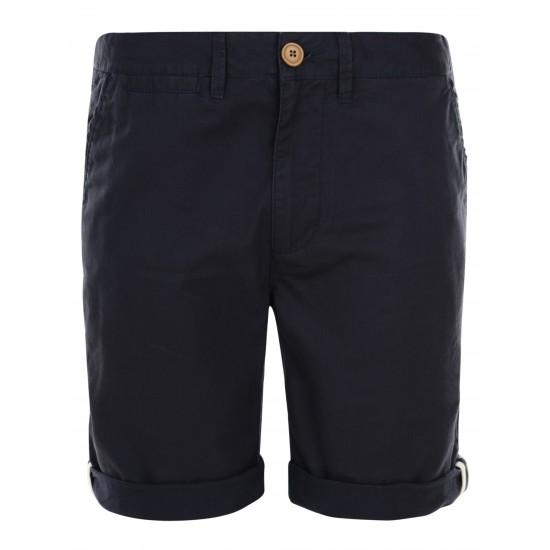Bellfield - Short chino bleu marine