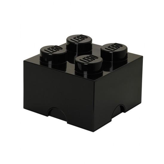 LEGO - Boîte de rangement noir