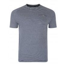 Bellfield - T-shirt à rayures avec poche
