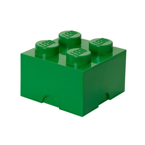 LEGO - Boîte de rangement verte