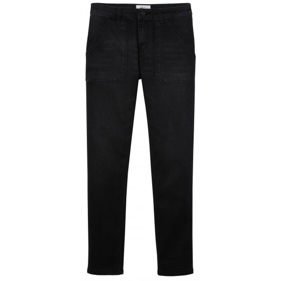 Lab Dip - Pantalon femme jean noir