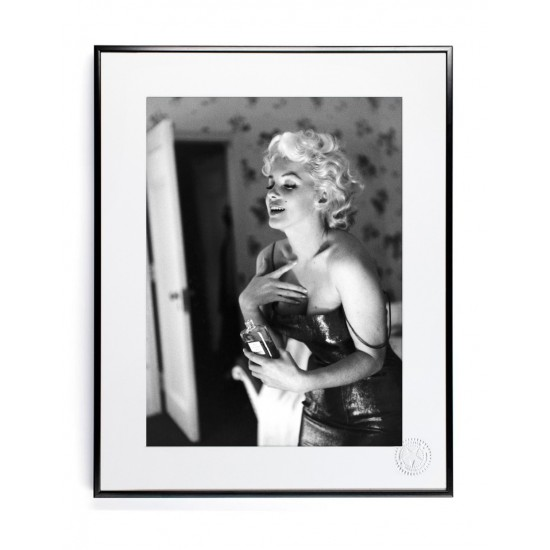 Affiche la galerie photo Monroe N5 30x40 - Image Republic