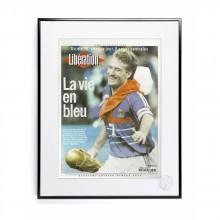 Affiche Libération Coupe du Monde 30x40 - Image Republic