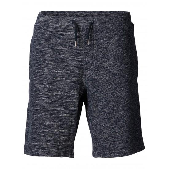 Selected - Short jogging bleu chiné